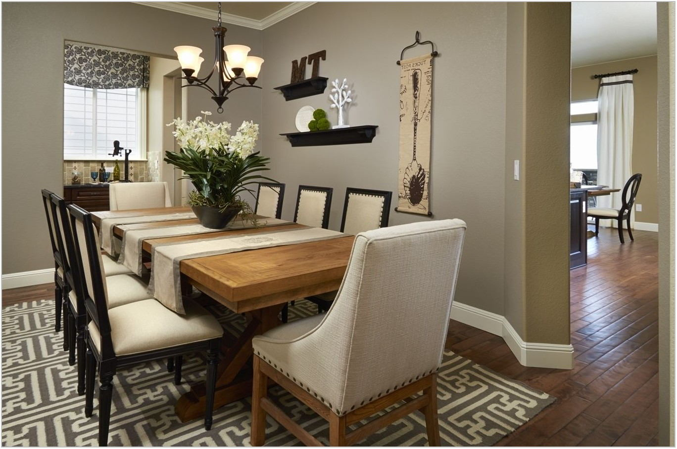 Formal Dining Room Design