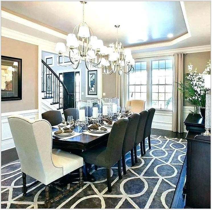 Formal Dining Room Lighting Ideas
