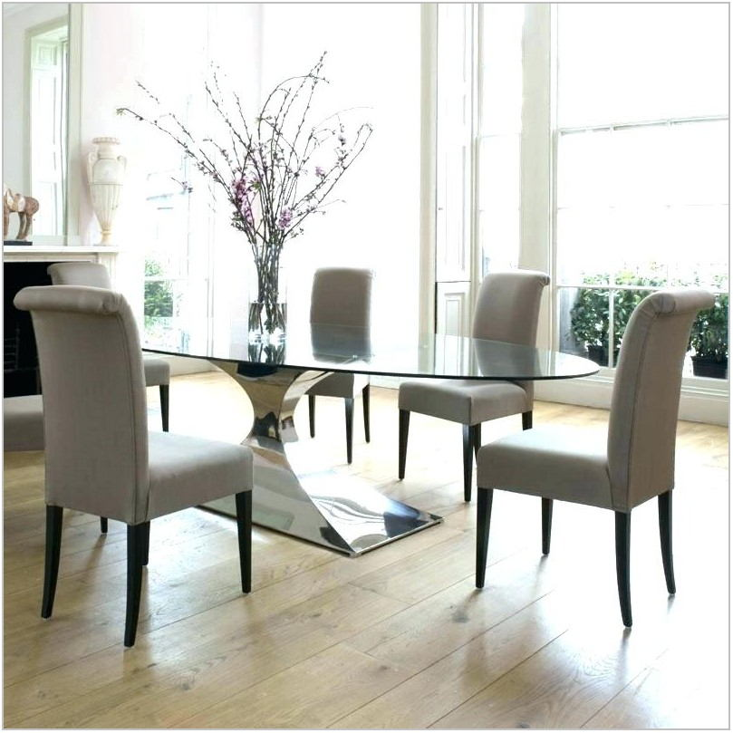 Formal Dining Room Sets With Upholstered Chairs