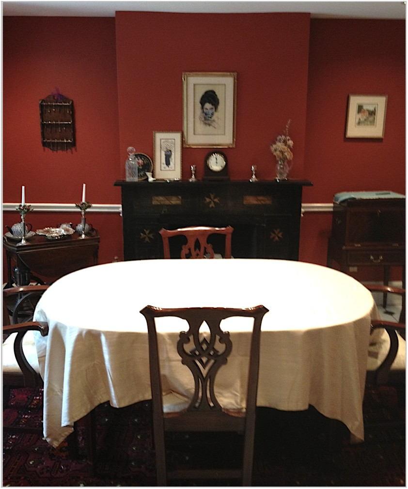 Formal Dining Room Tablecloths