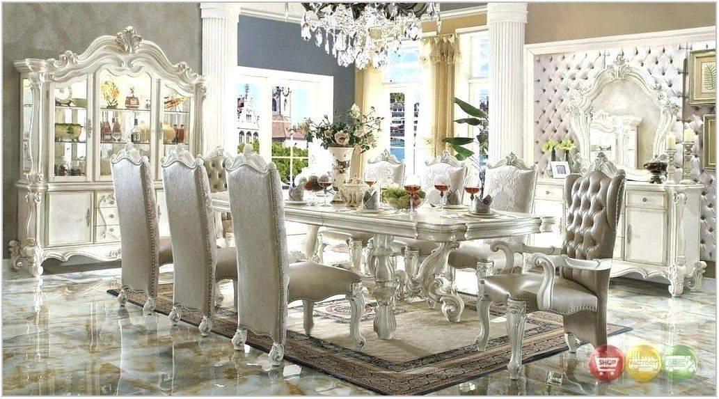 Formal Glass Dining Room Sets