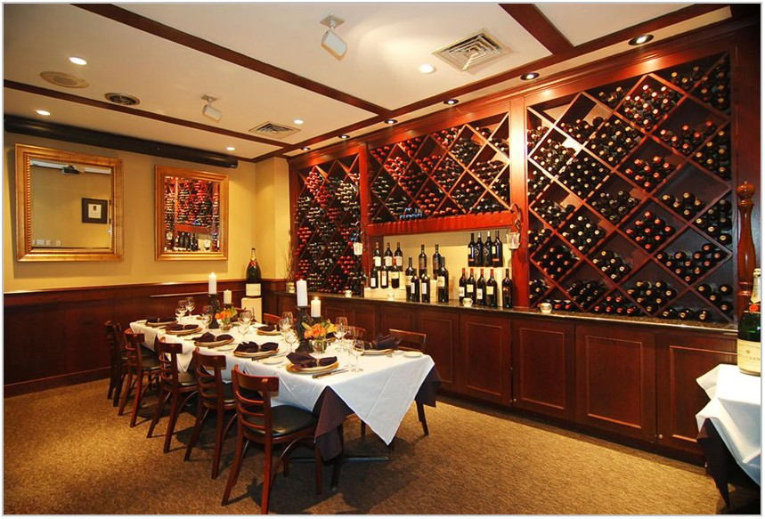 Free Private Dining Rooms