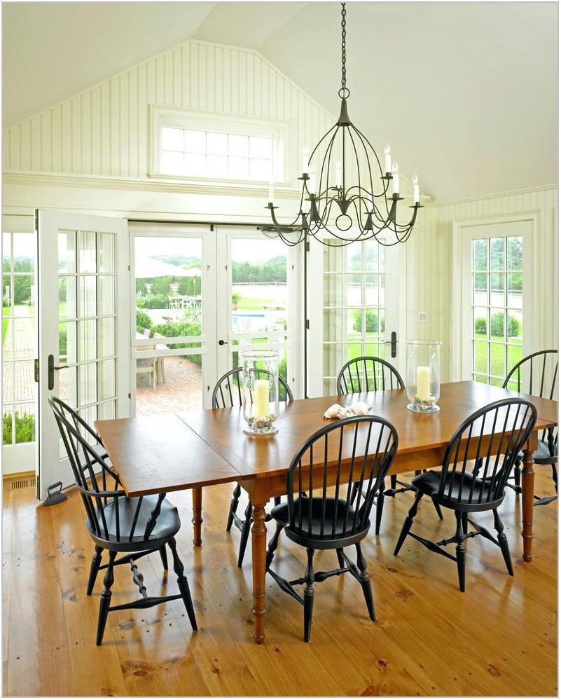 French Country Dining Room Chandeliers