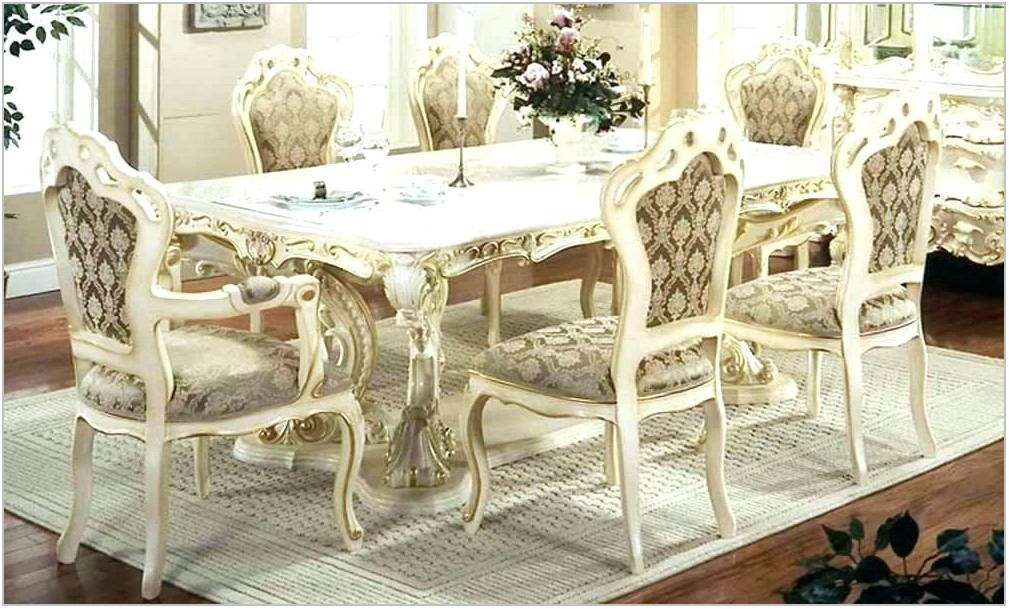 French Provincial Dining Room Furniture For Sale