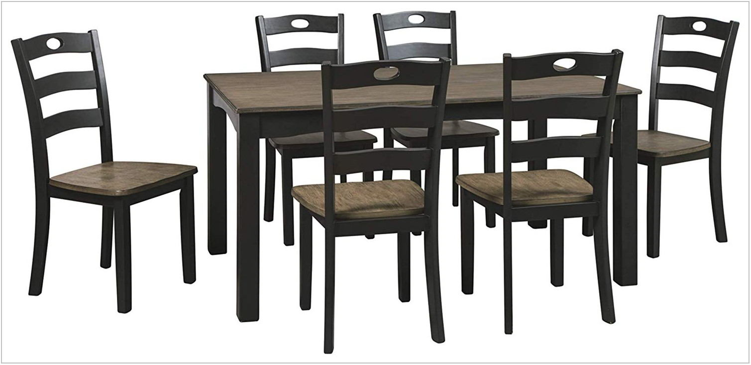 Froshburg Dining Room Table And Chairs