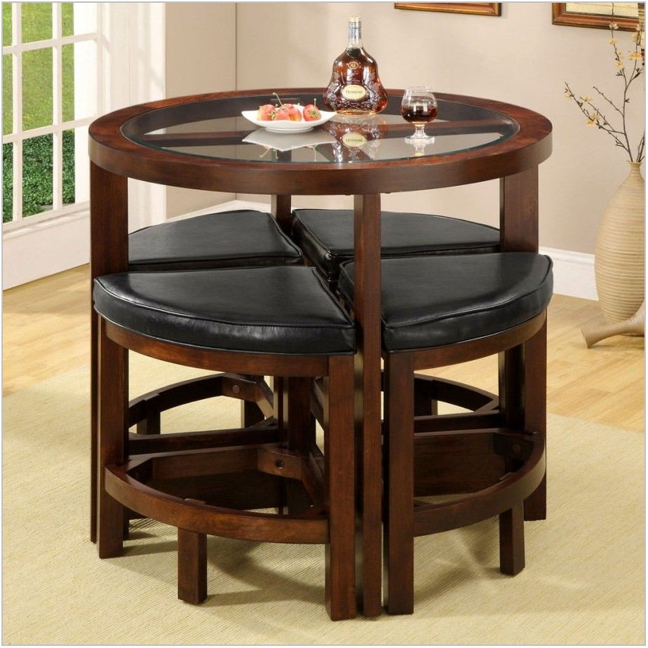Glass And Wood Dining Room Sets