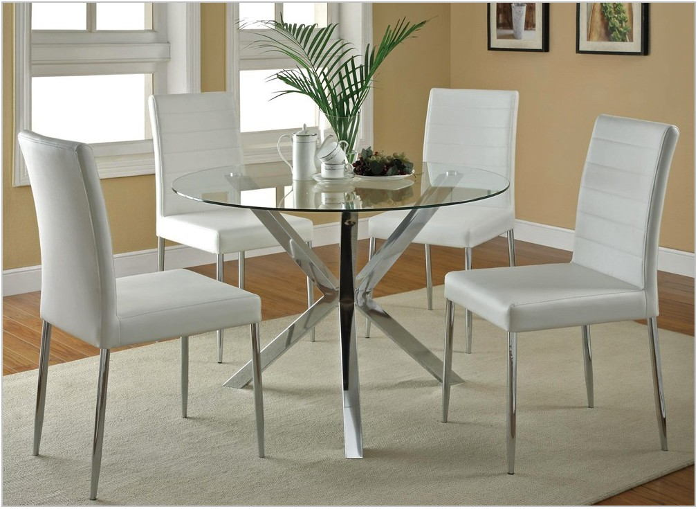 Glass Dining Room Sets Ikea