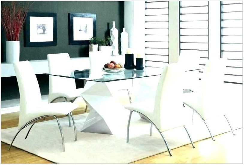 Glass Dining Room Table For Sale