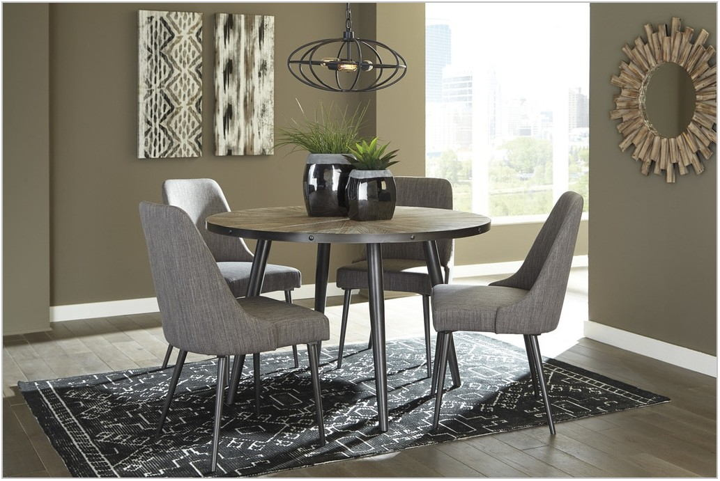 Gray Dining Room Furniture