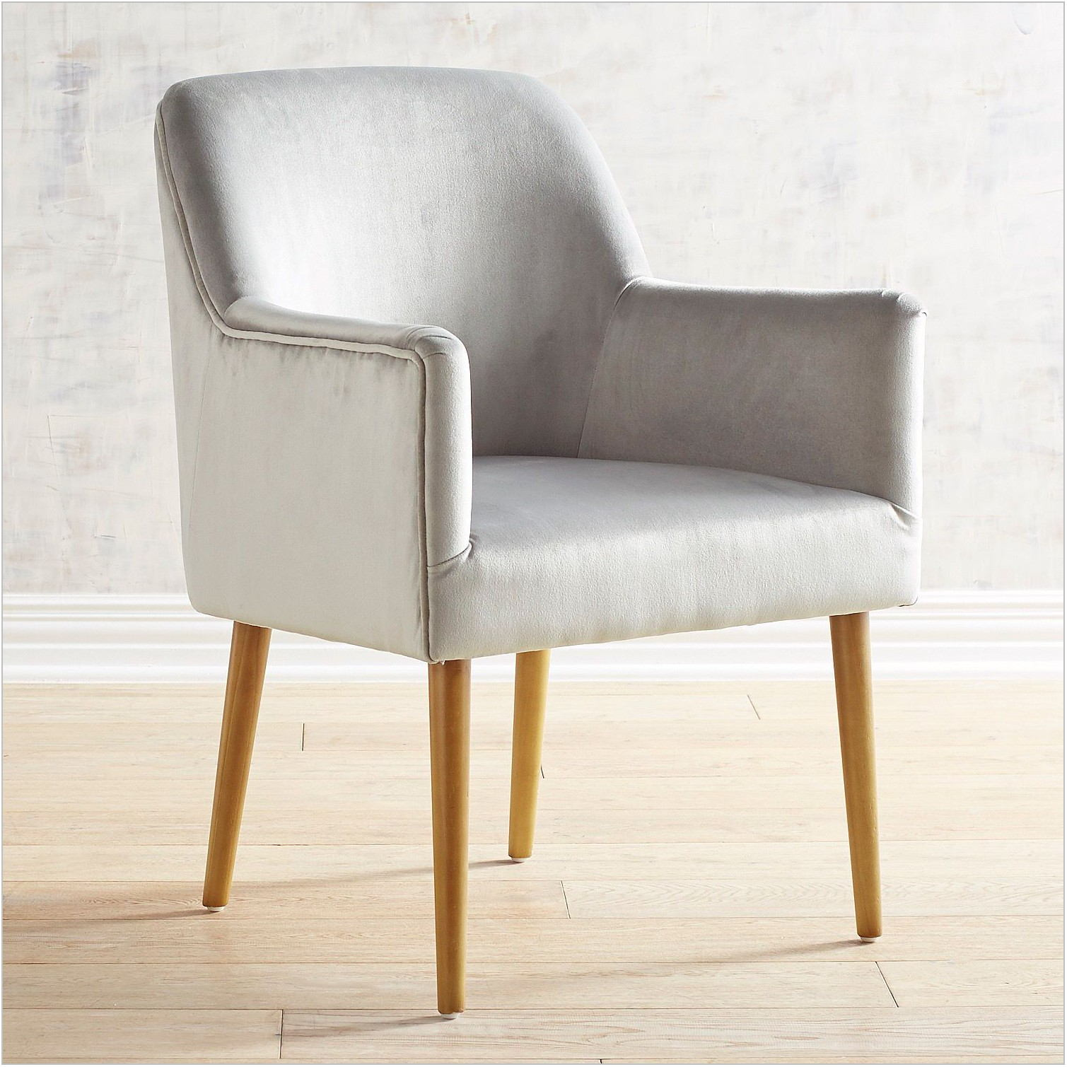 Gray Velvet Dining Room Chairs