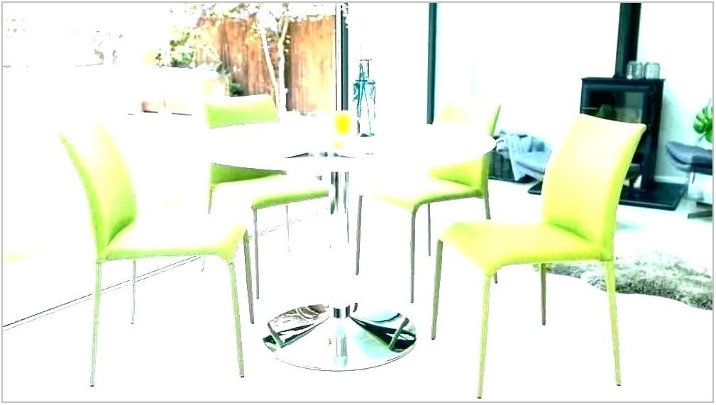 Green Leather Dining Room Chairs