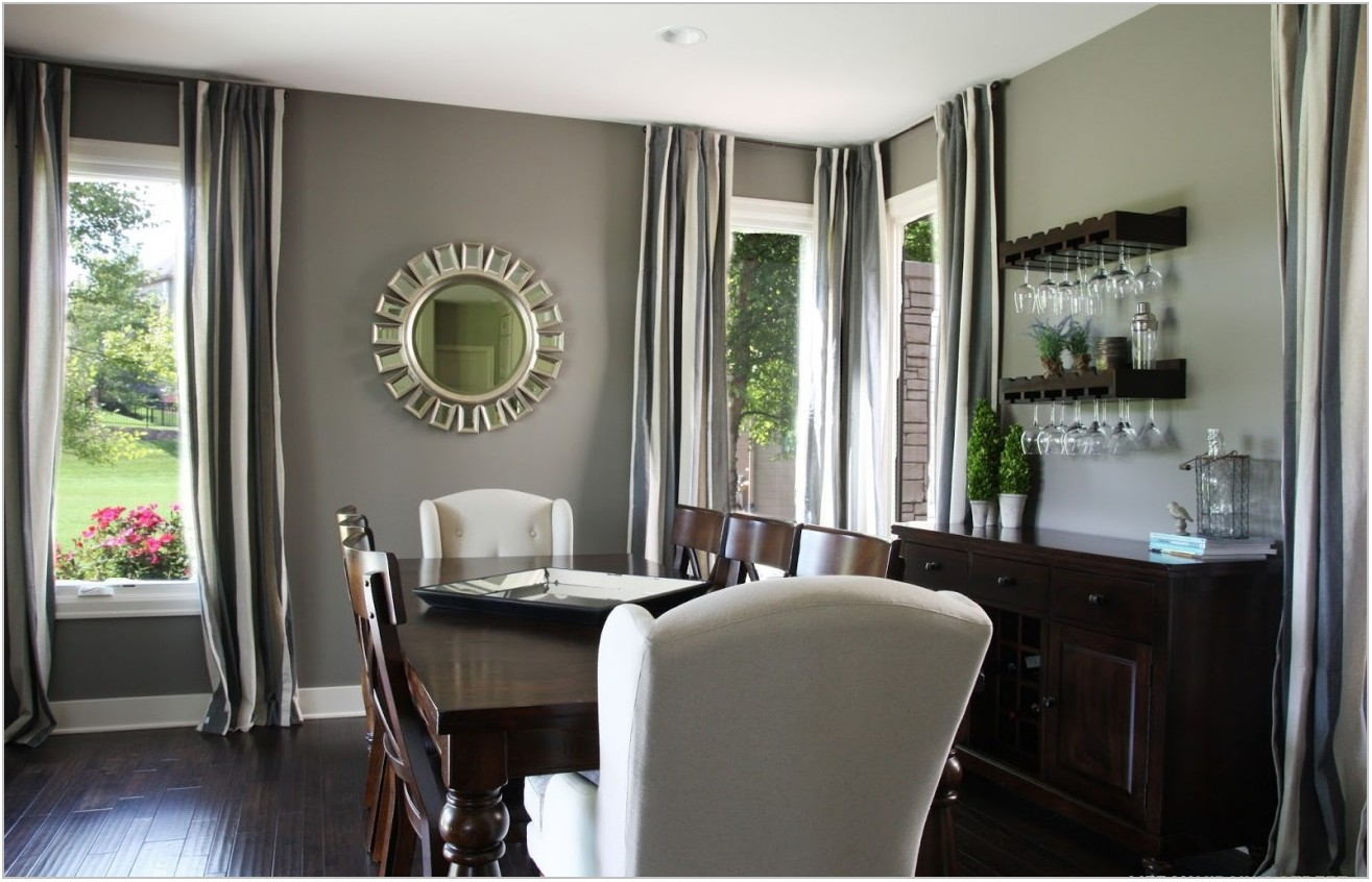 Grey Paint For Dining Room