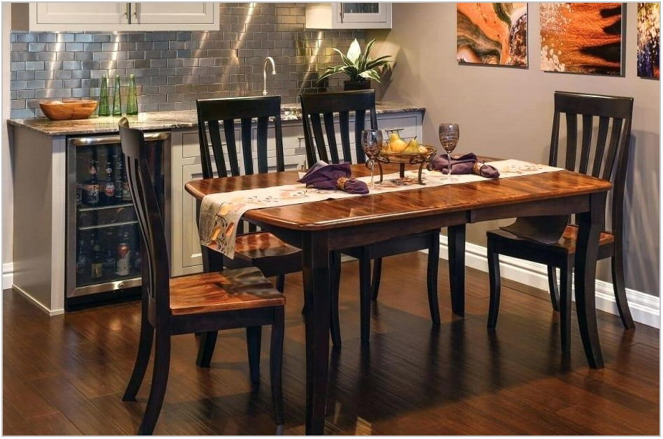 Handcrafted Dining Room Tables