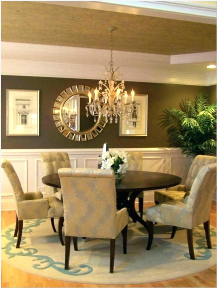 Height Of Chandelier Over Dining Room Table