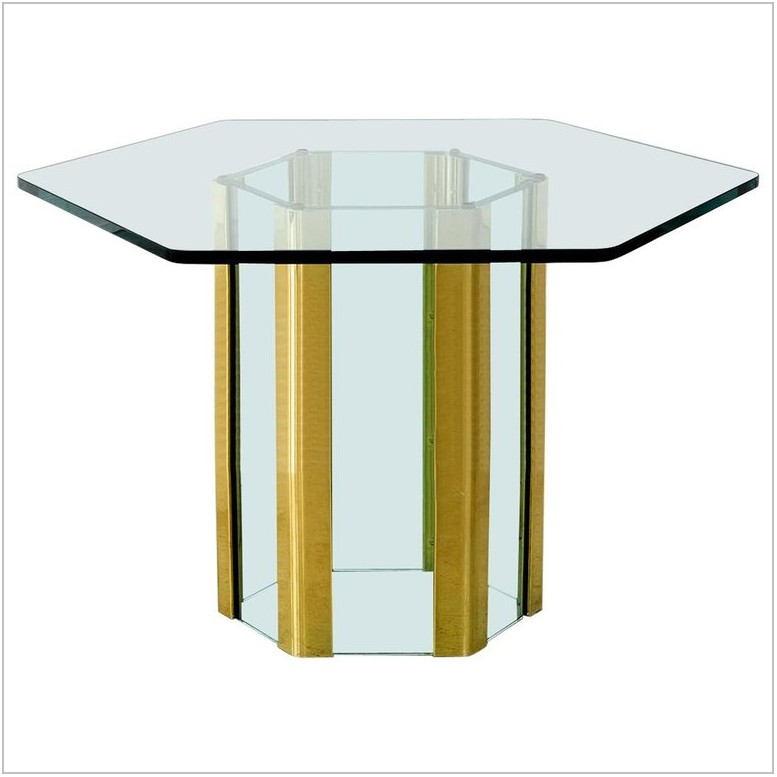 Hexagonal Dining Room Table