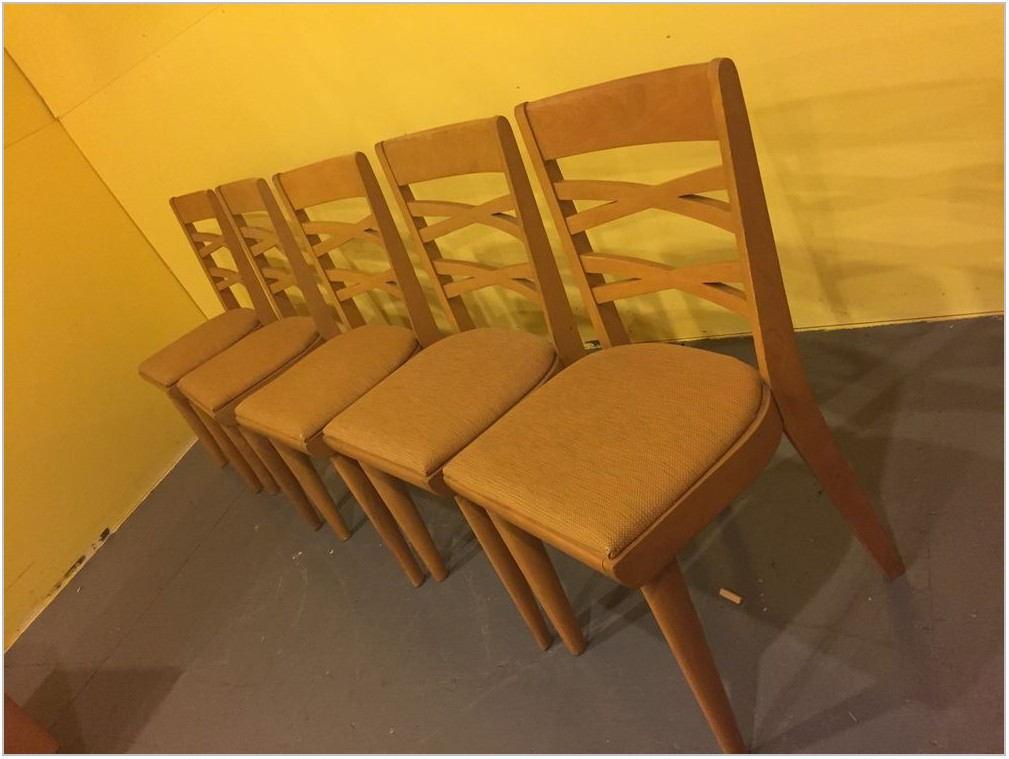 Heywood Wakefield Dining Room Chairs