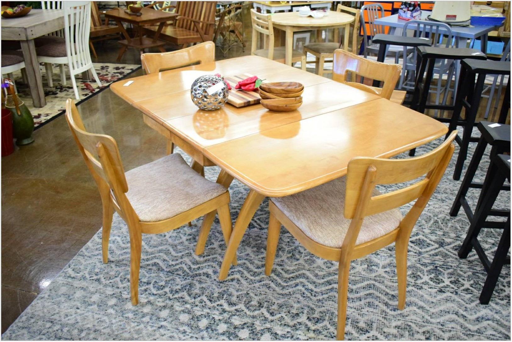 Heywood Wakefield Dining Room Table