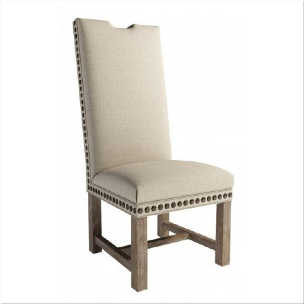 High Back Upholstered Dining Room Chairs