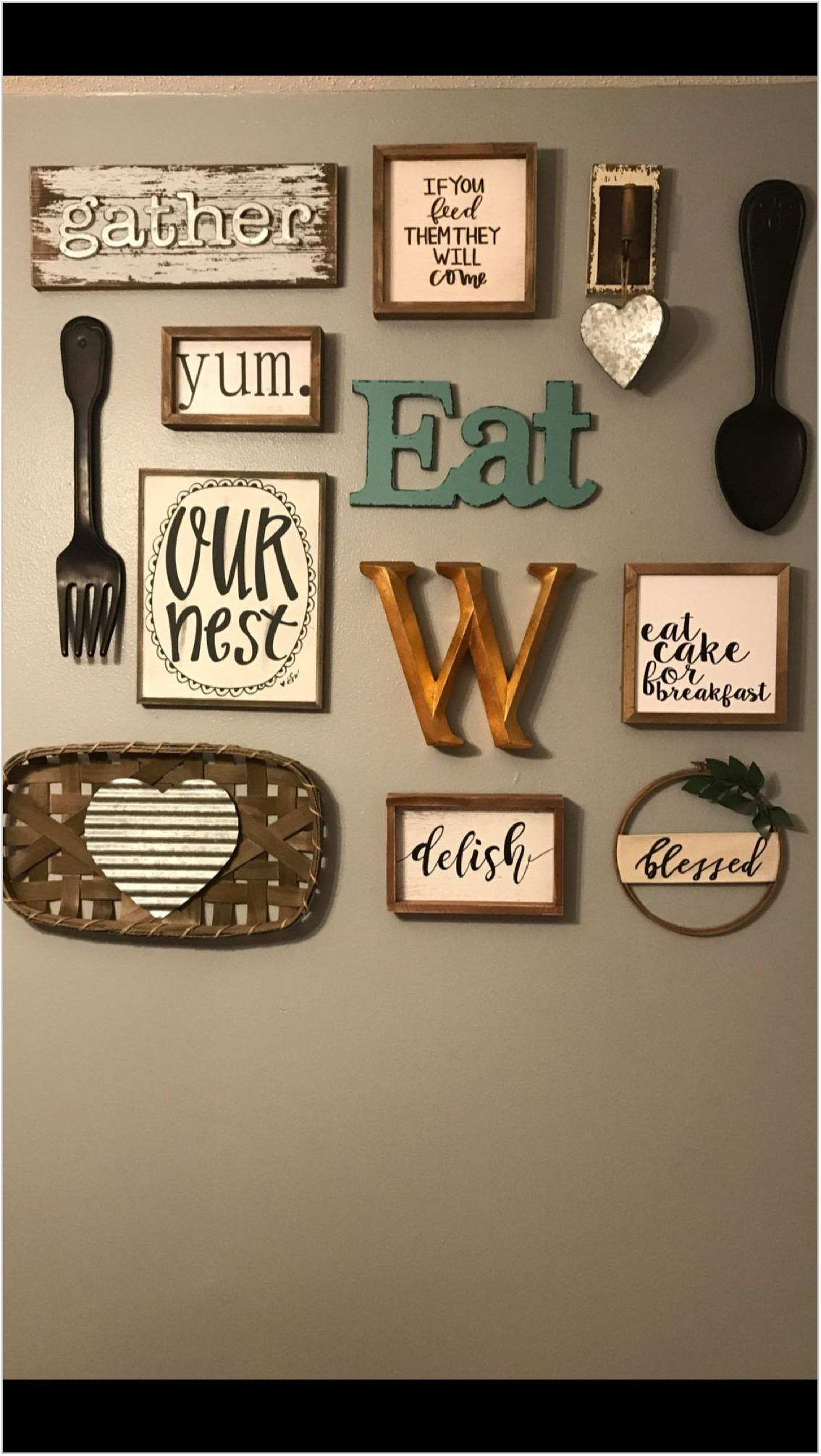 Hobby Lobby Dining Room Wall Decor Ideas