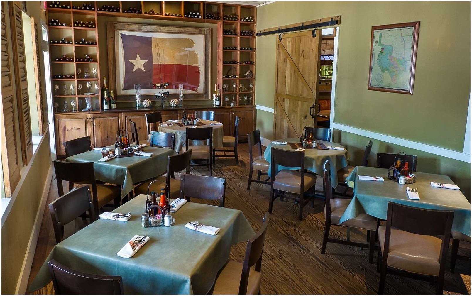 Houston Restaurants With Private Dining Rooms