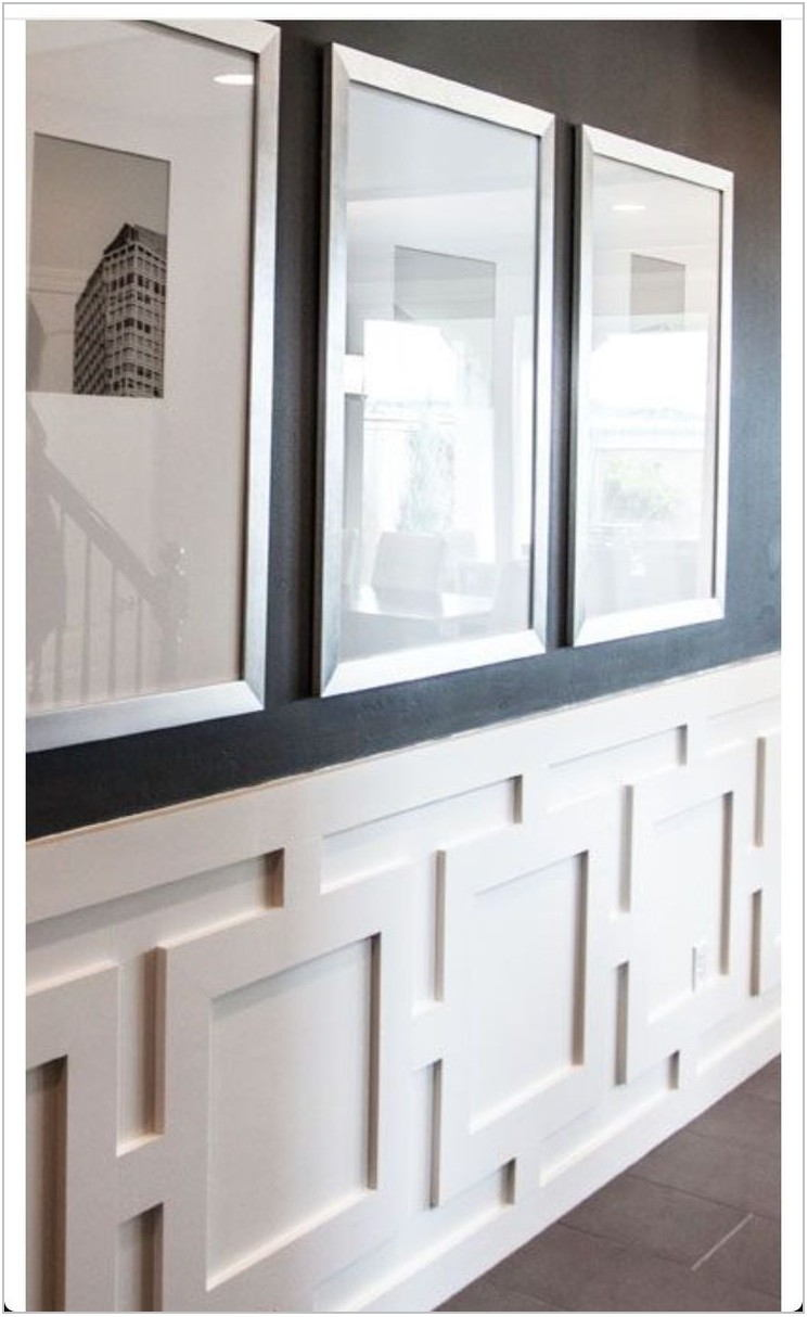 Houzz Wainscoting Dining Room