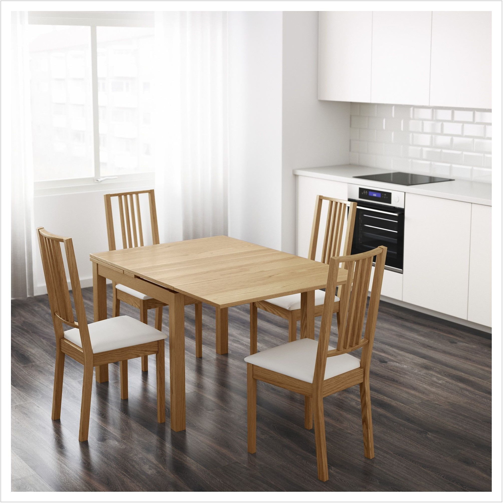 Ikea Extendable Dining Room Table
