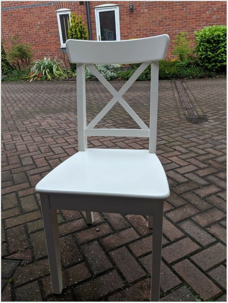 Ikea White Dining Room Chairs