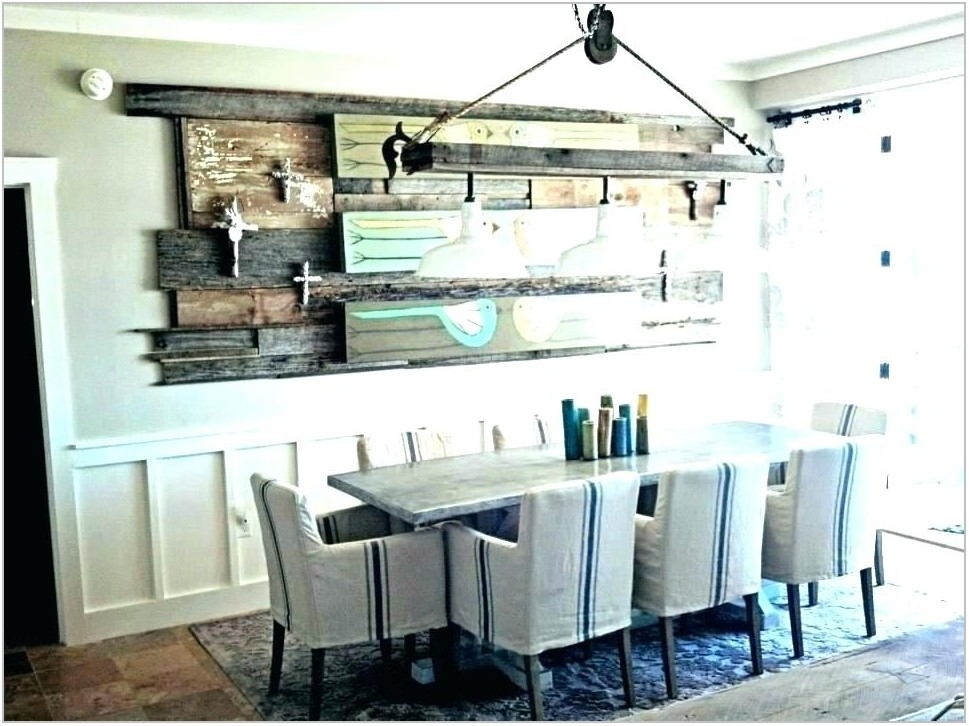 Industrial Farmhouse Dining Room Lighting