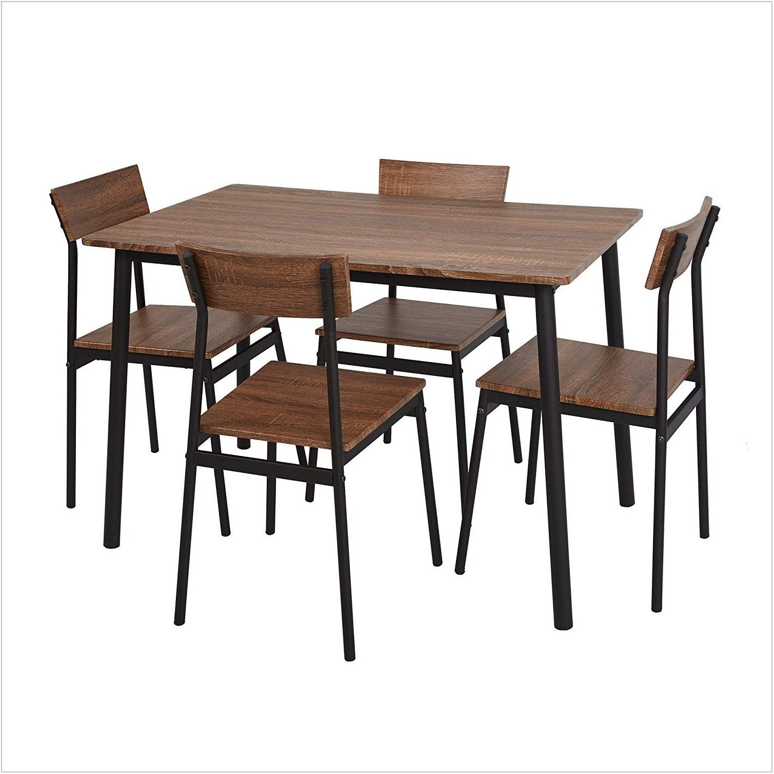 Industrial Style Dining Room Sets