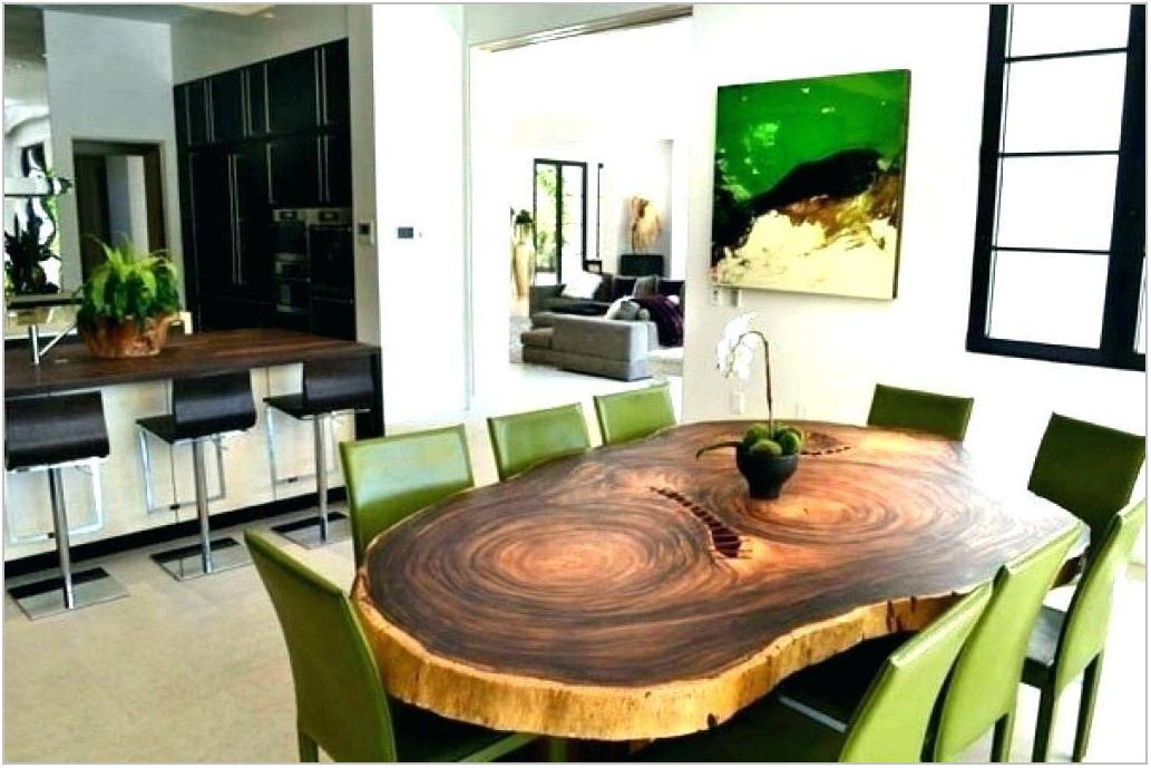 Interesting Dining Room Tables