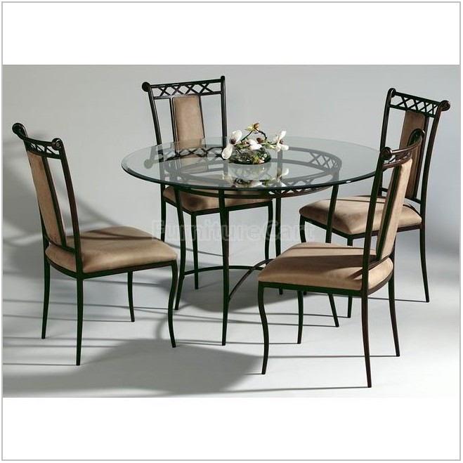 Iron Dining Room Sets