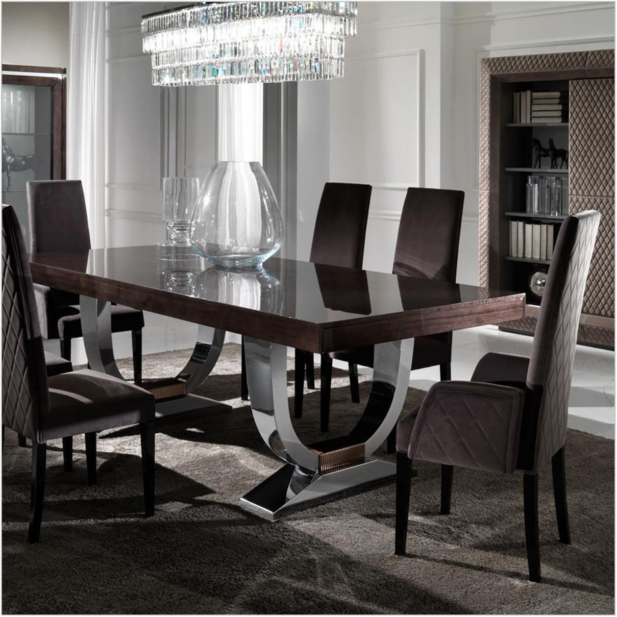 Italian Dining Room Sets Modern