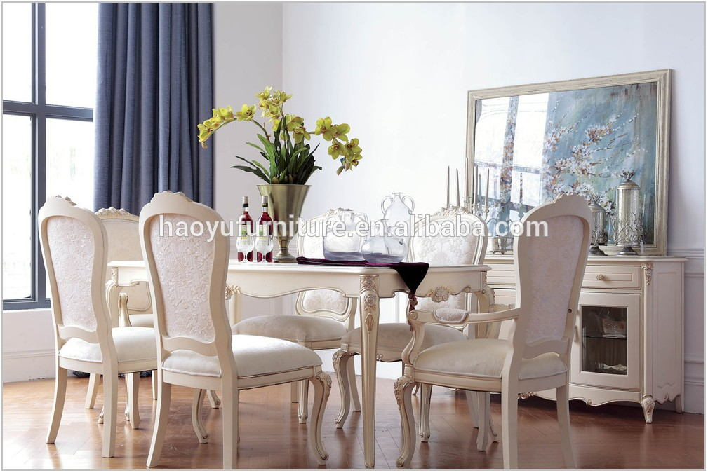 Italian Dining Room Table