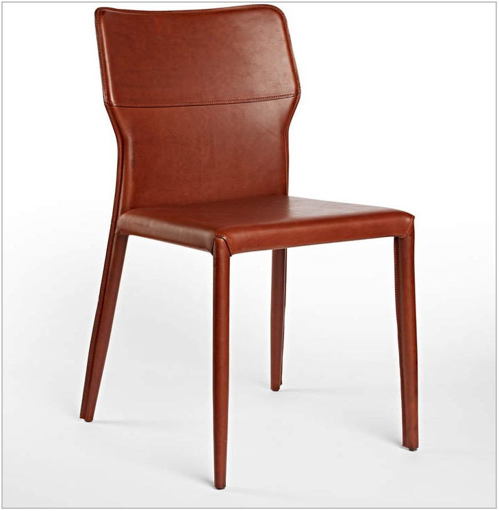 Italian Leather Dining Room Chairs