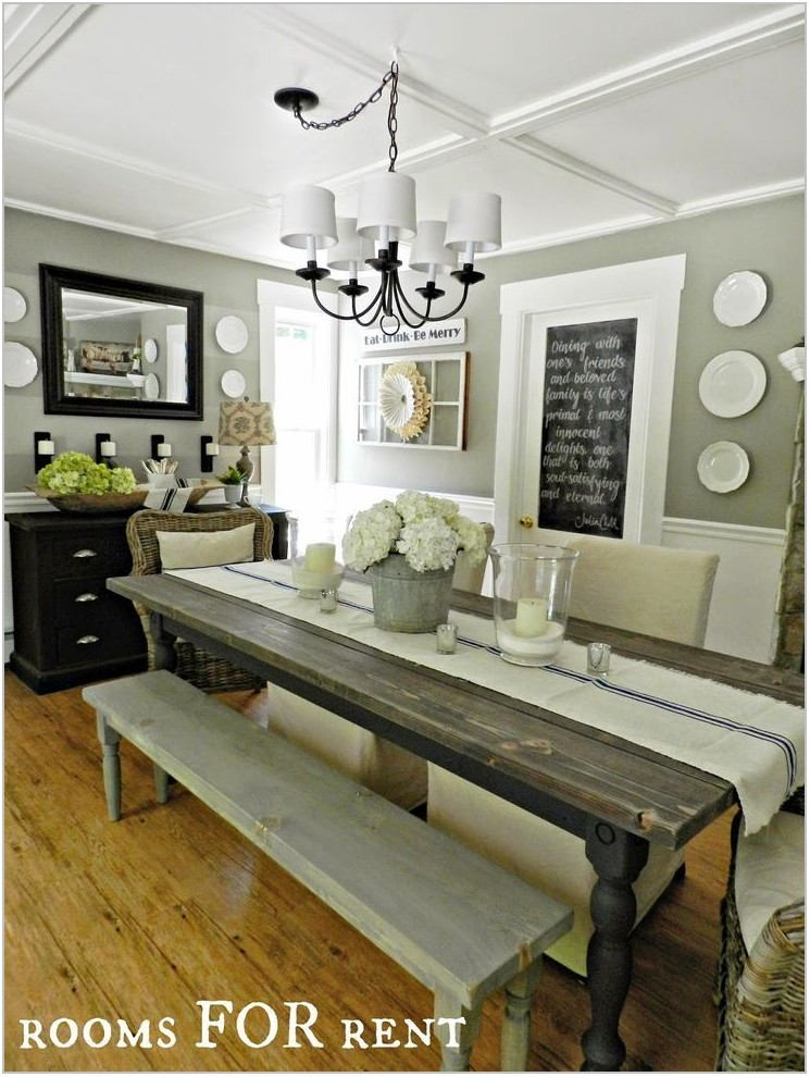 Joanna Gaines Dining Room Furniture