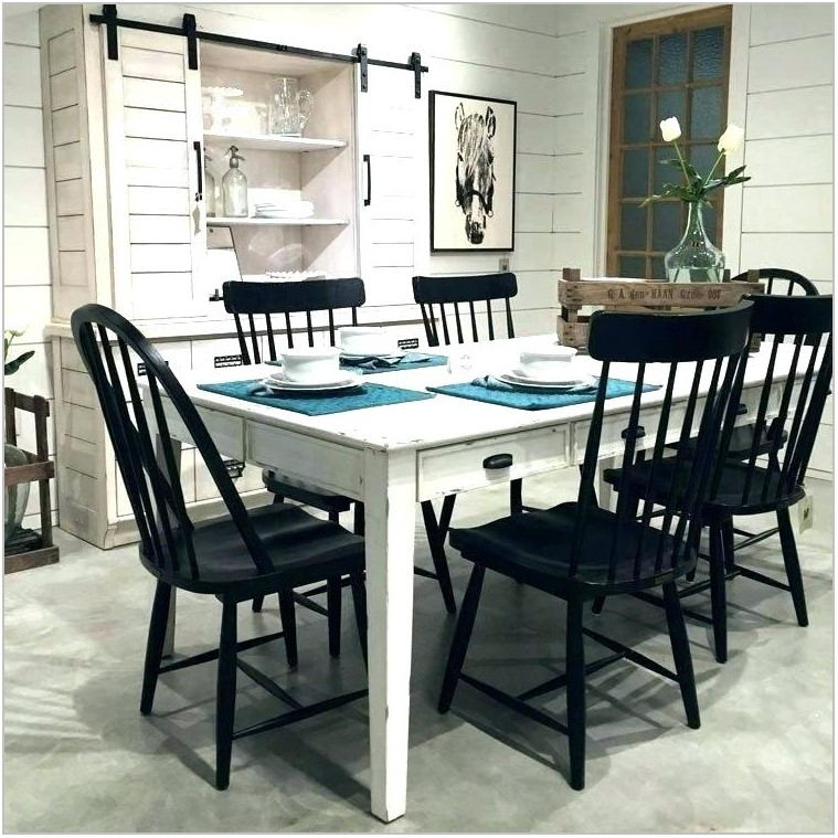 Joanna Gaines Dining Room Table Decor