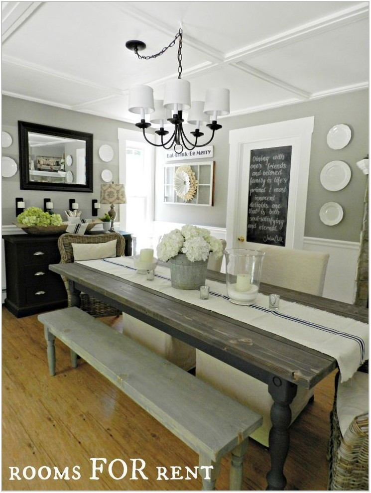 Joanna Gaines Dining Room