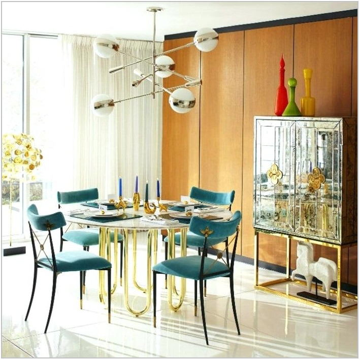 Jonathan Adler Dining Room Table