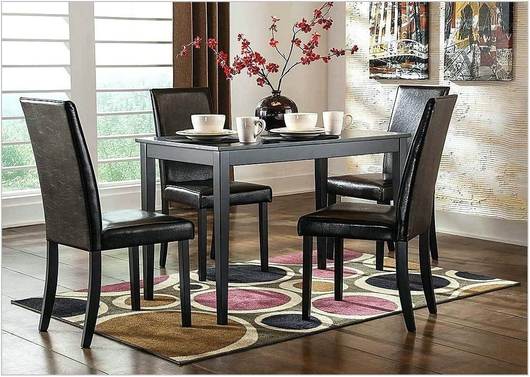 Kimonte 5 Piece Counter Height Dining Room