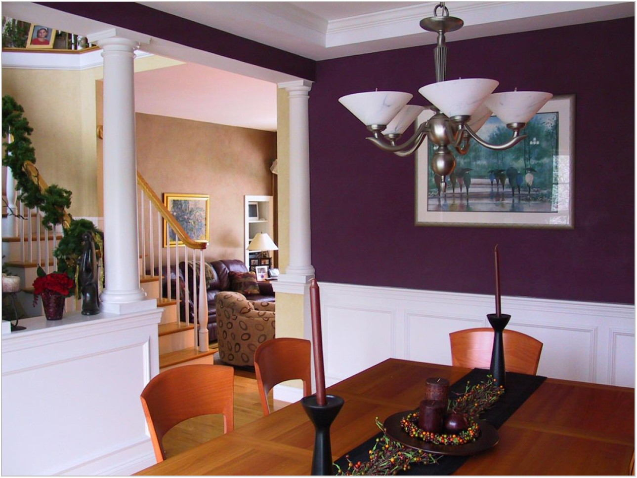 Kitchen And Dining Room Paint Colors