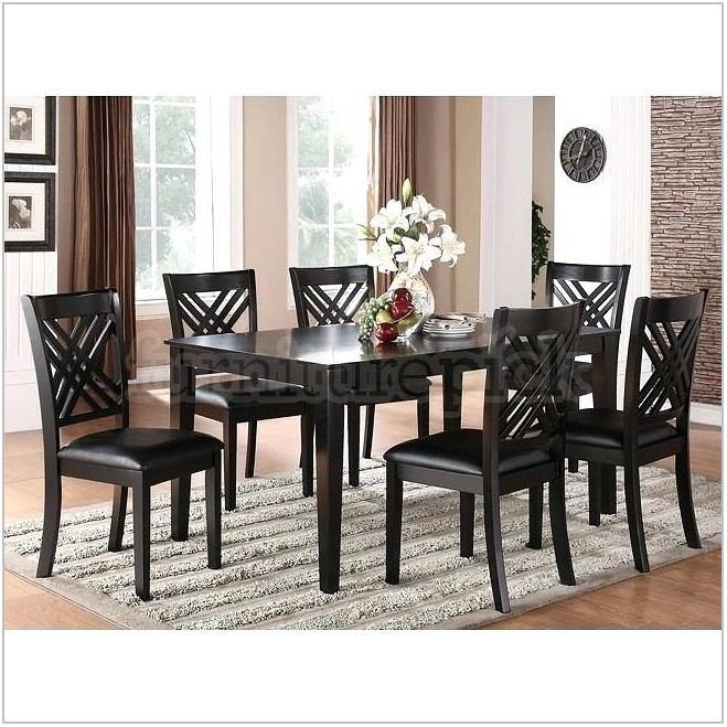 Lakewood 7 Piece Dining Room Furniture Set
