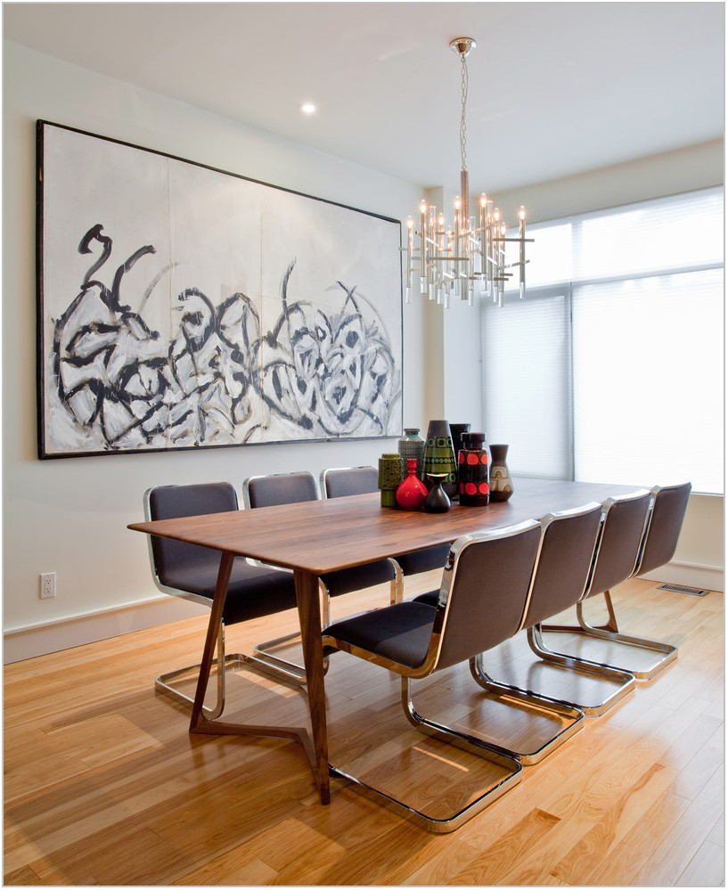 Large Canvas Art For Dining Room