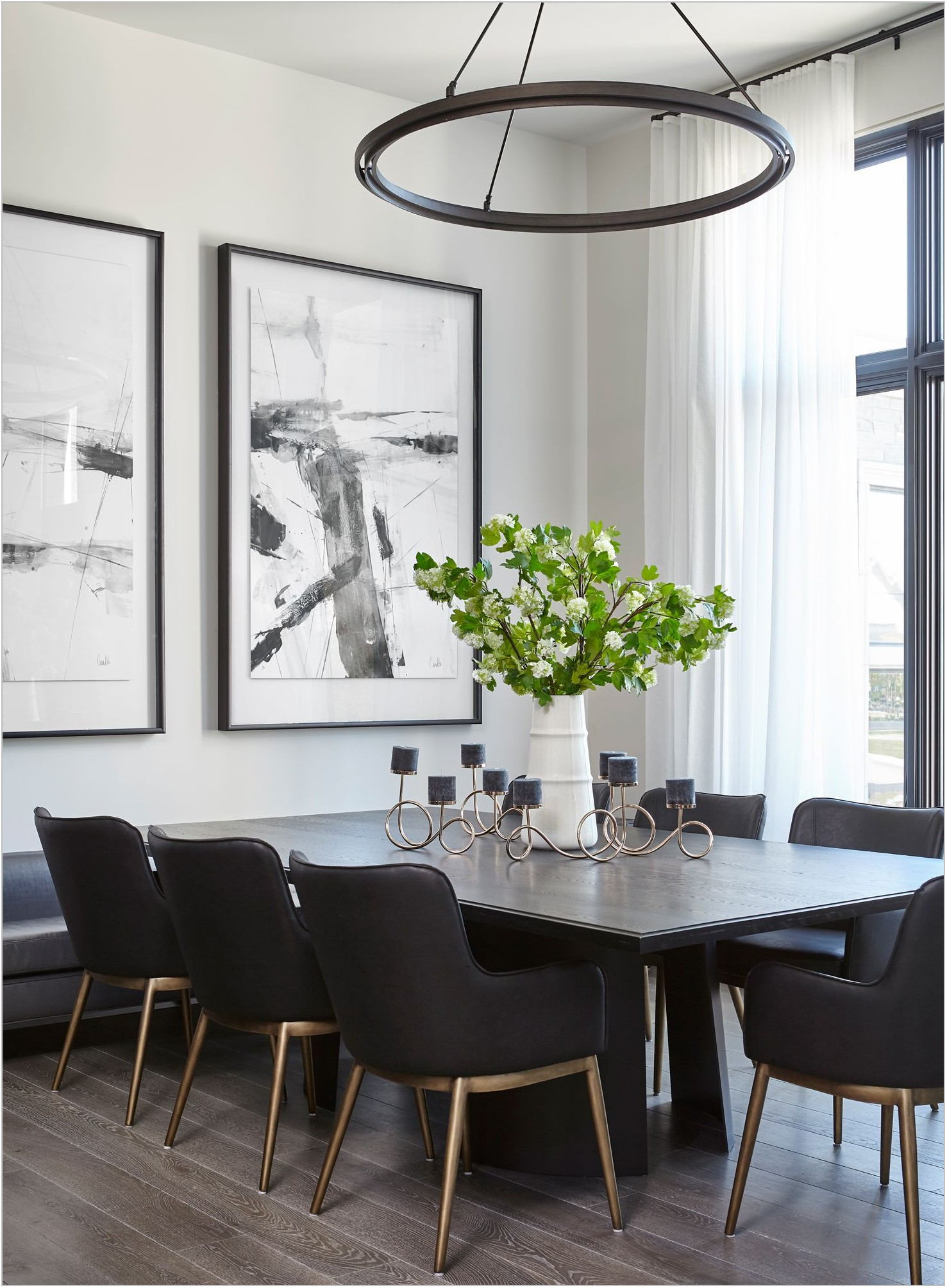 Large Dining Room Art