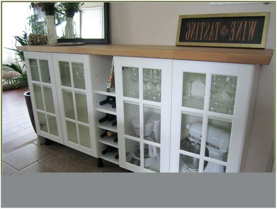 Large Dining Room Buffet