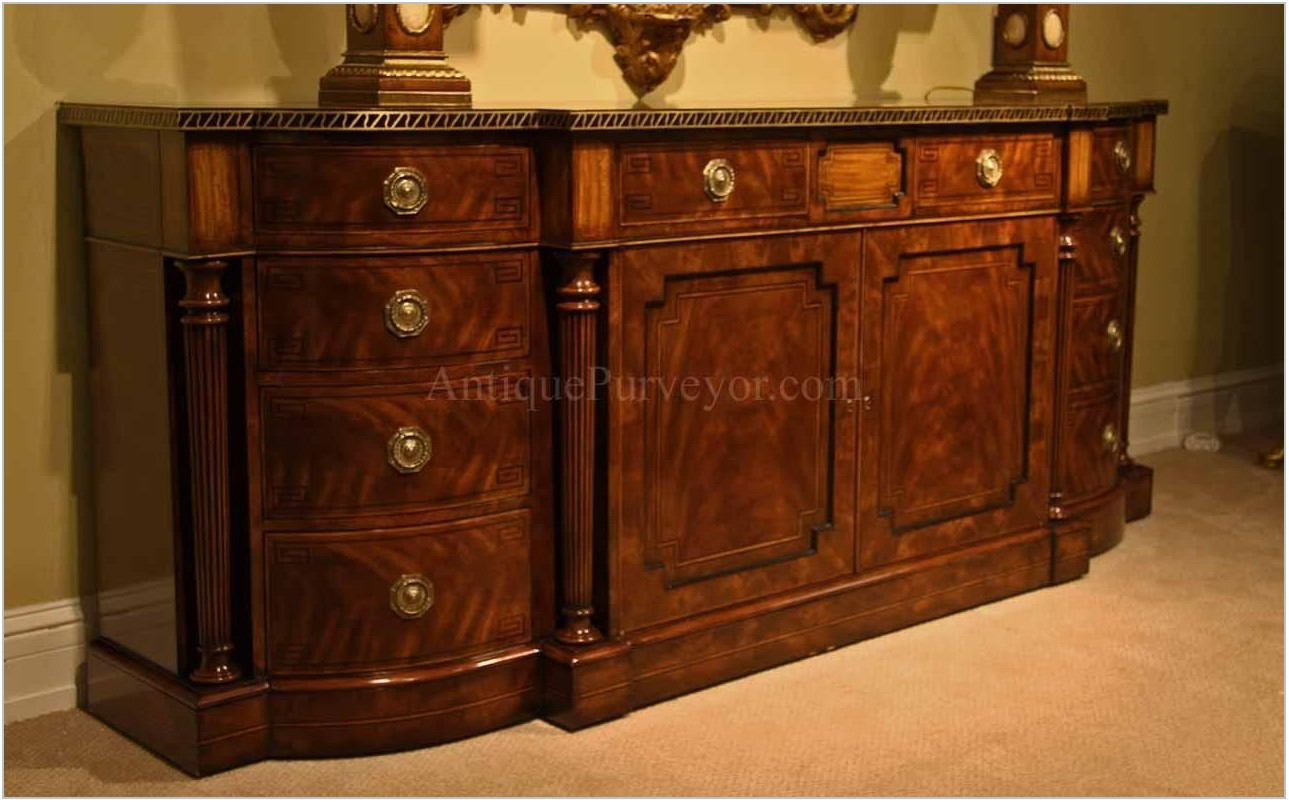 Large Dining Room Sideboard