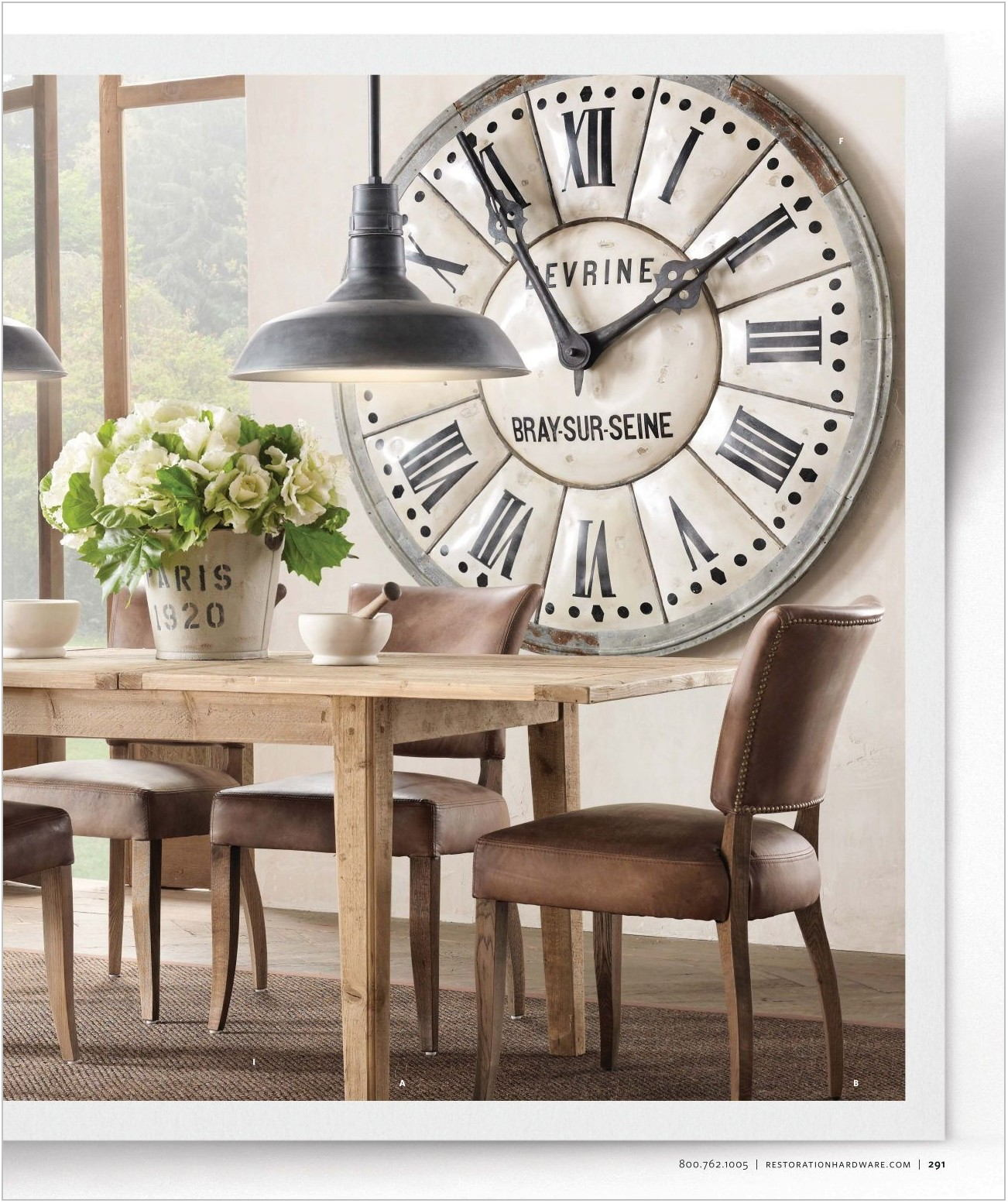 Large Dining Room Wall Clocks