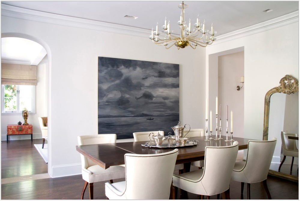 Large Paintings For Dining Room