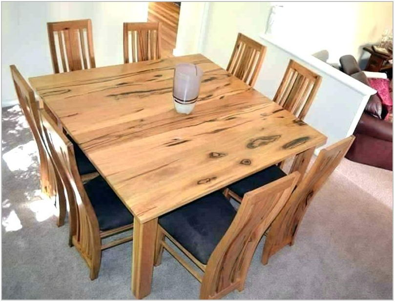 Large Rectangle Dining Room Table
