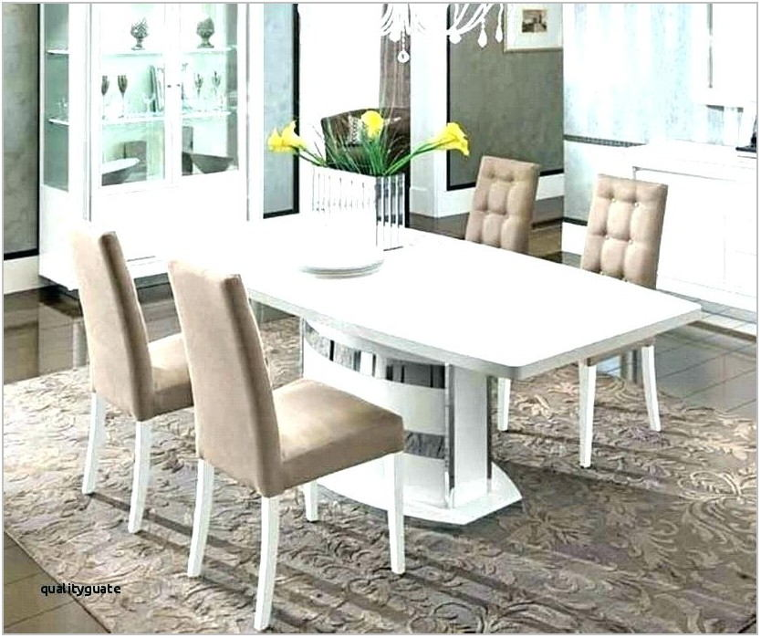 Large Round Dining Room Sets