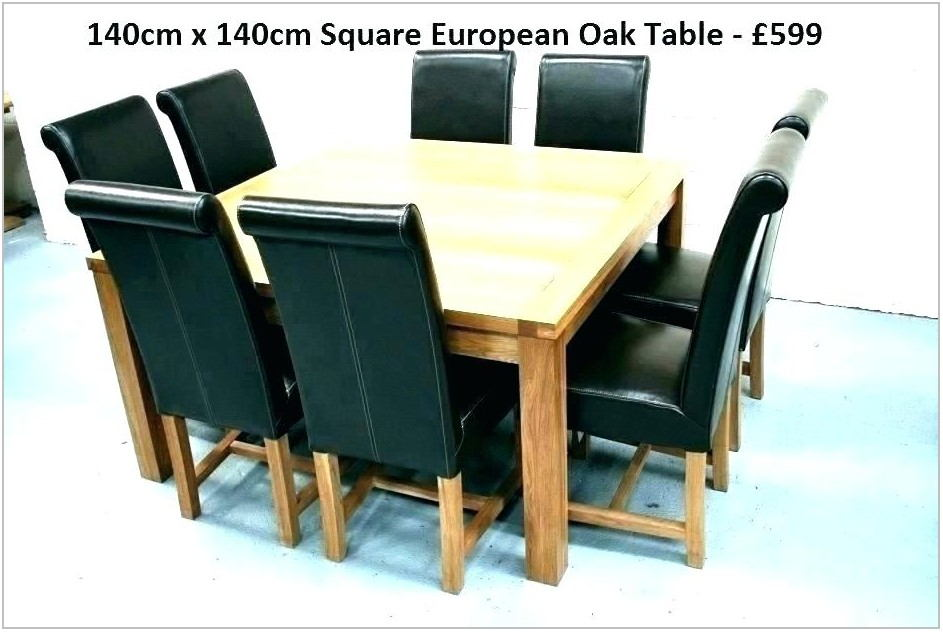 Large Round Dining Room Table Seats 8